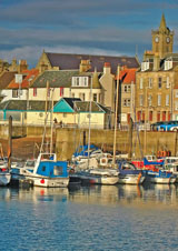 Fishing Village Scotland